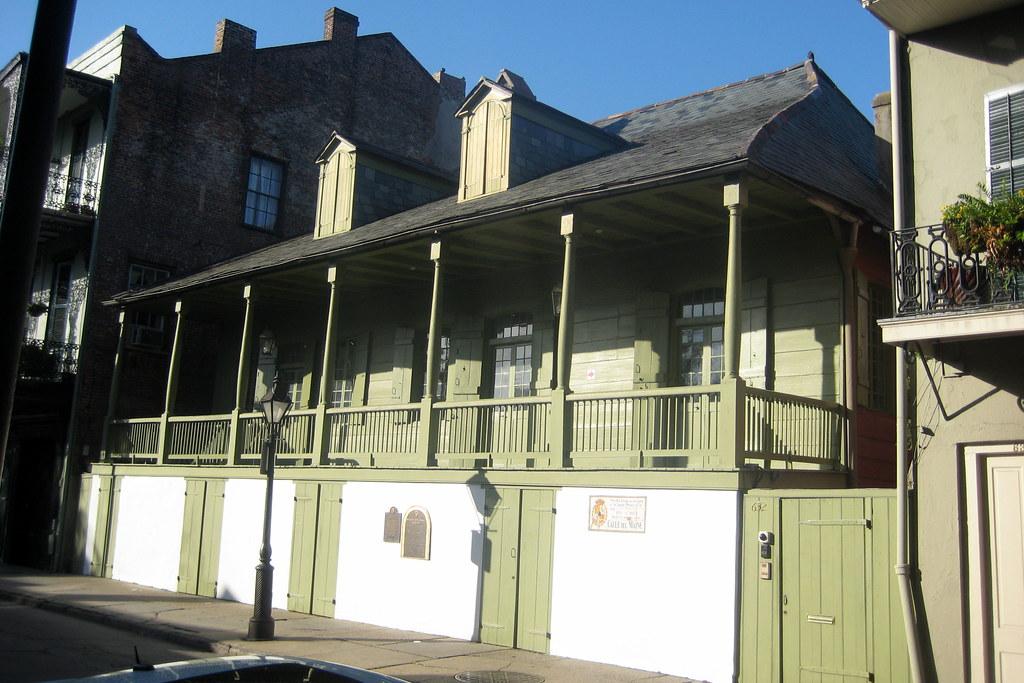New Orleans - French Quarter: Madame John's Legacy