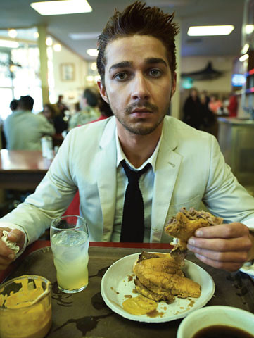 shia labeouf gq photo shoot. Shia LaBeouf - GQ June 2008