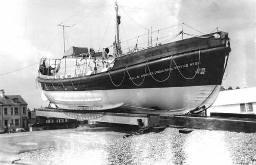 Walmer Lifeboat 1969