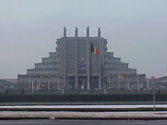 Palais de Expositions, Brussels