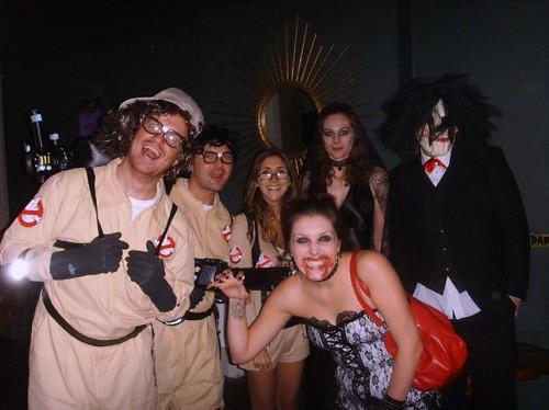 Ghostbusters et al