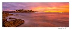 Twilight (jongsoolee5610) Tags: sunset laperouse sydney australia bareisland sydneysunset seascape