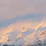 Winter Strikes Back - View to Timpanogos thumbnail
