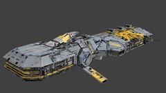 tombs_01 (Sastrei87) Tags: homeworld desertsofkharak wreck salvage space ship