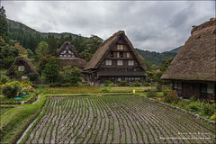 Aldea Shirakawa-go, Gifu (Japón) (Anna & Oskar) Tags: gifuken japón jpn ogimachi shirakawago canon viaje travel 1dx landscape paisaje national park imperio sol naciente otoño autumn