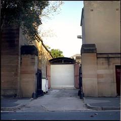 The former Darlinghurst gaol. (Stu.Brown) Tags: 6x6 rollei rolleiflex nc sydney australia crime 400 sl66 portra darlinghurst darlinghurstgaol