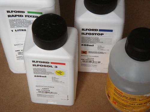 kodak rapid fixer reuse