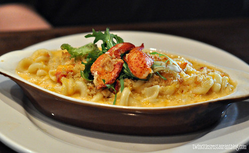 Lobster Mac & Cheese at Patriot's Tavern ~ Stillwater, MN