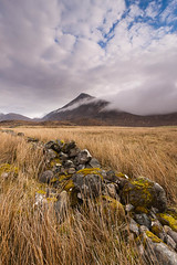 MK_110408_0887.jpg (Marcel Kerkhof) Tags: sky cloud mist mountain skye green nature beautiful grass rock fog stone wall clouds rural landscape scotland countryside moss highlands view isleofskye britain outdoor country hill north scenic scottish scene hills boundary isle cuillin blabheinn
