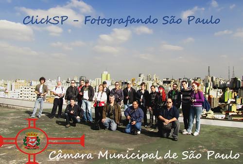 Visita ao Terraço da Câmara Municipal - SP by kassá
