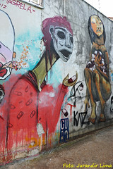 Parque das Corujas - Vila Madalena - So Paulo - Brazil (Jurandir Lima) Tags: street city cidade brazil urban streetart muro art latinamerica southamerica brasil graffiti amrica nikon paint br arte grafiti sopaulo capital bra brasilien sp urbana rua latina brasile desenho parede pintura bairro brsil grafite artederua amricadosul vilamadalena metrpole sudeste   magrela zonaoeste  d700 iskor jurandirlima parquelineardascorujas