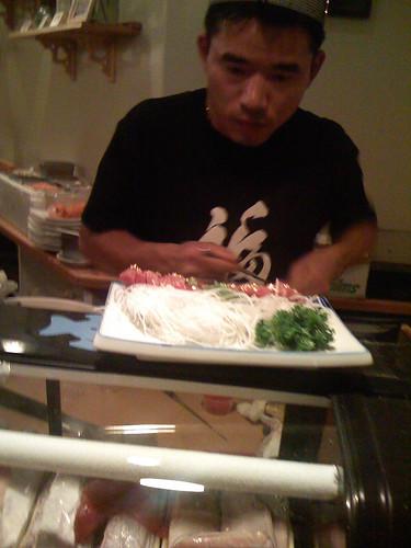 Jerry, Loveboat Sushi