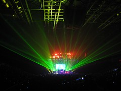 Rush with lasers