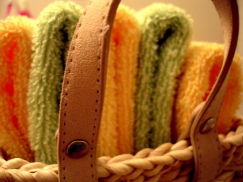 New Washcloths!
