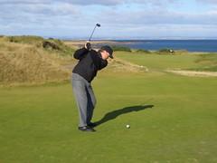 Gryphon Golf 07 (Hogansalley) Tags: golf scotland october gryphon 07 kingsbarns