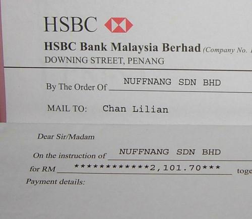 NUFFNANG cheque – RM2K, dua ribu, nor cheng! » Make$ Money$ Blog ...
