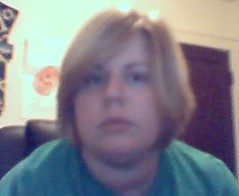 Bad Web cam pic of my bad hair (Blondie5000) Tags: badhair whathaveidone thisbettergrowquickly