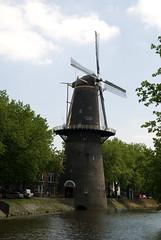 De Walvisch, Schiedam (nr. 1109) (Ferdi's - World) Tags: mill netherlands windmill moulin molino molen schiedam zuidholland 1109 mywinners abigfave superbmasterpiece ysplix dewalvisch ferdidegier ferdisworld muhle muhlen