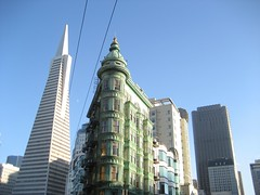 Transamerica Building and Frances Ford Coppella Building