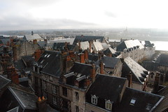View over Blois