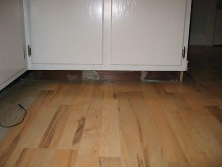 cabinet toe kicks