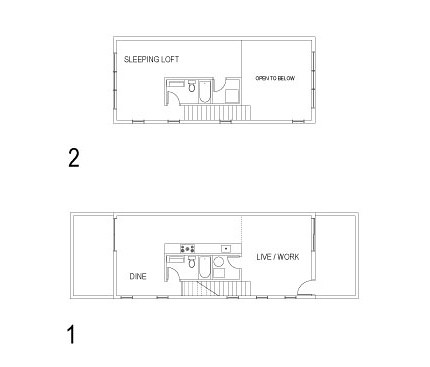 100k House Floorplans