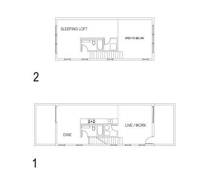100k House Floorplans
