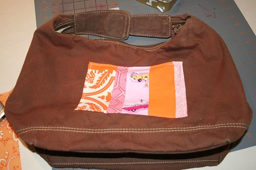 bag, after being jazzed up