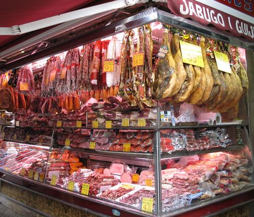 Boqueria Market, Barcelona 8