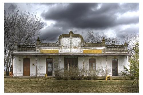 Estación Tuyutí - San Andres de Giles
