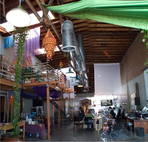 Topspin HQ, Santa Monica