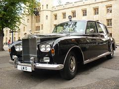 Lord Mayor's [of London] Office (Can Pac Swire) Tags: england black london tower office mayor o britain united great kingdom rollsroyce lord limo m l british rolls limosine royce toweroflondon mayors lmo