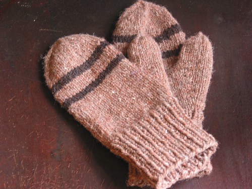 Mittens for Corbin