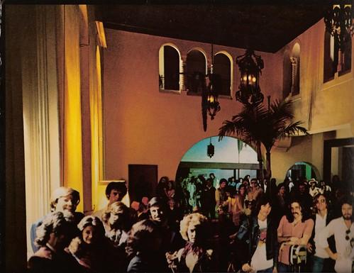 hotel california album. Hotel California Album Art
