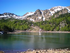 Lura remains?! (Lubardhi) Tags: mountain lake forest lago albania alpinelake mal lura liqen shqipria pyll liqenakullnajor photocontesttnc09
