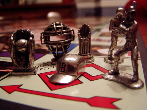 Day 357: Soxopoly pieces