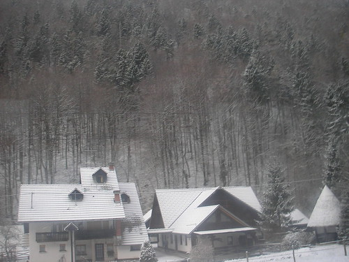 Nieve en Krvavec