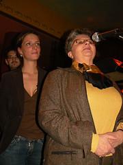 Helene de Vecchy et Quitterie Delmas