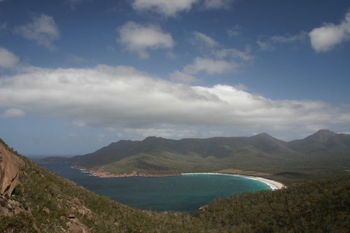 Wineglass Bay, Freixenet National Park...