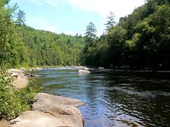 Hudson River at Blue Ledges (Upstate Dave) Tags: adirondacks blueledges hudsonrivergorgeprimitivearea
