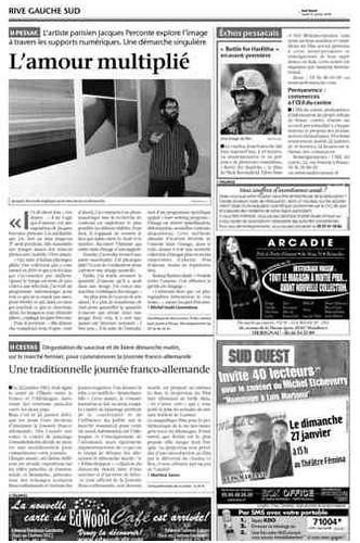 Sud Ouest : Michel Soulé-Limendoux : L'amour multiplié