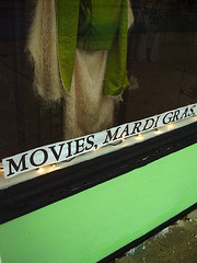 Movies, Mardi Gras