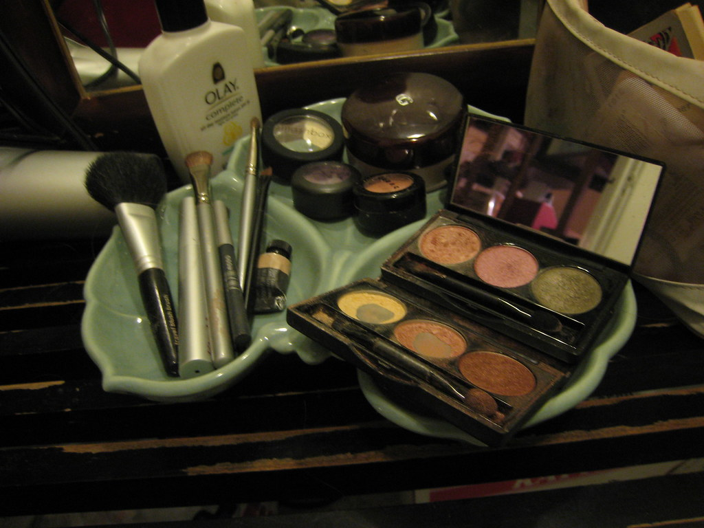 Makeup closeups: I love Smashbox!