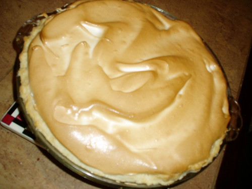 BobbieSue-Lemon Meringue Pie