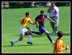 """Barcelona 2  Sant Andreu 0 <a style=""""margin-left:10px; font-size:0.8em;"""" href=""""http://www.flickr.com/photos/23459935@N06/2241952393/"""" target=""""_blank"""">@flickr</a>"""