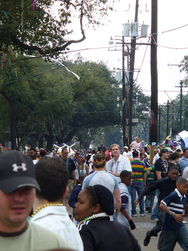 Between Parades