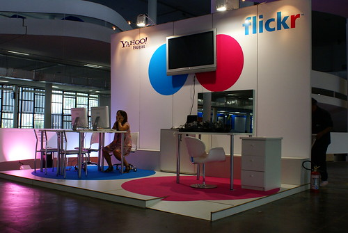 Campus Party Brasil Yahoo flickr