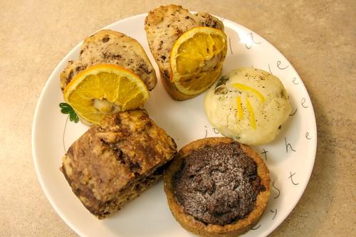 Macrobiotic Sweets