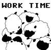 work time sheep msn