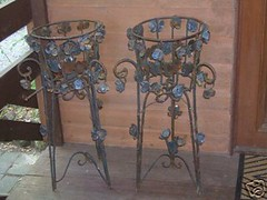 victorian plant stands